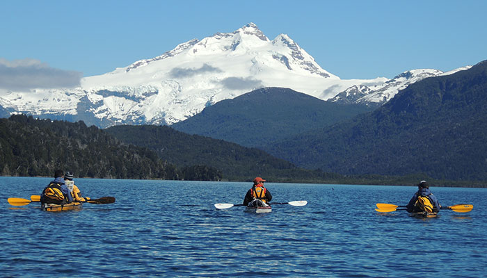 luxury adventures Bariloche lake district Argentina