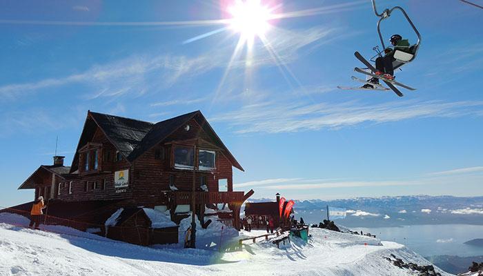 ski holidays Argentina